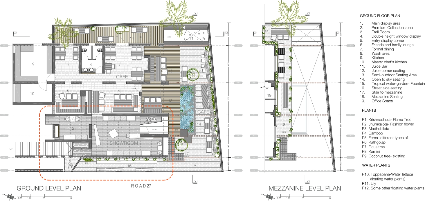 Context bd refreshing green experience for Juice bar floor plan