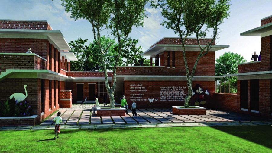 Context Bd Street Children Rehabilitation Center