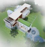 Aerial view  -  visualization - viewport