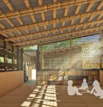 CONTEXT _ Designing a School for Ghana [ Classroom ] by ARCHISAN _ 06