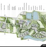 CONTEXT _ Dusai Resort & Spa by Vitti _ Master plan