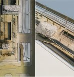 Through the silts_Model photographs of Documentation center & Research Institute
