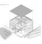 Akiz Pavilion_axono