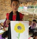 07_Mukkarama with her drawing
