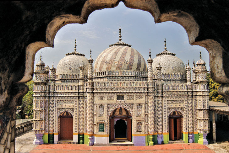 Bazra mosque | Photo credit : Syed Zakir Hossain