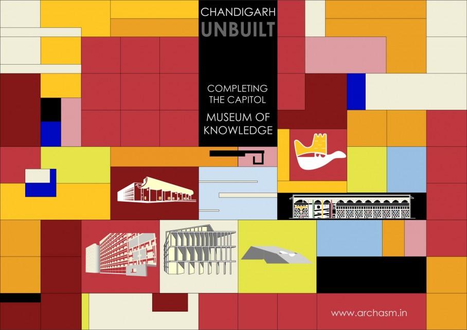 Chandigarh Unbuilt © Archasm 2015