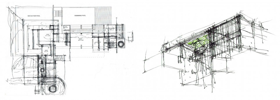 Study sketches   © Cubeinside Design Limited