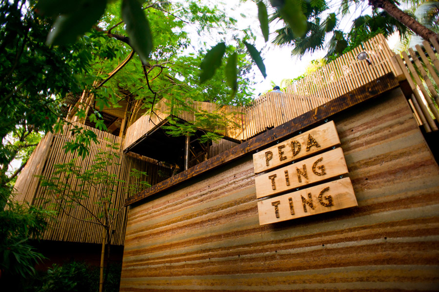 Peda Ting Ting Gallery Cafe by Studio MRITTIKA