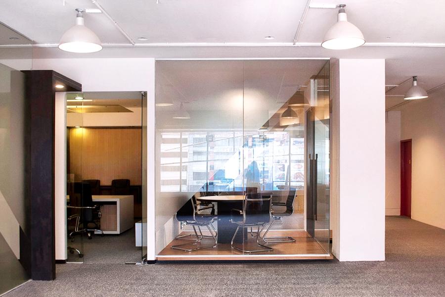 Reception area © studio extension