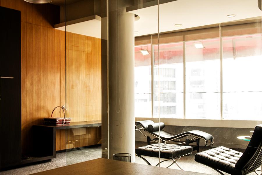 MD Contemplating room  © studio extension