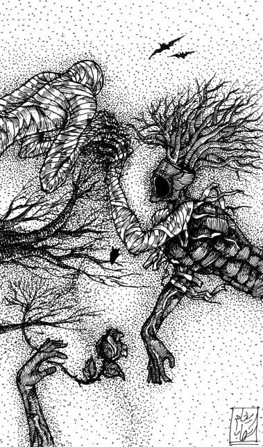Death-his-friend | © Reesham Shahab [Tirtha]