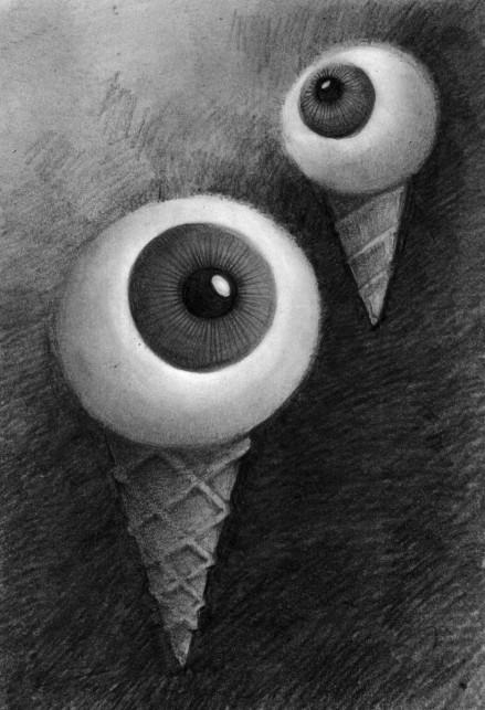 Eye-scream | © Reesham Shahab [Tirtha]