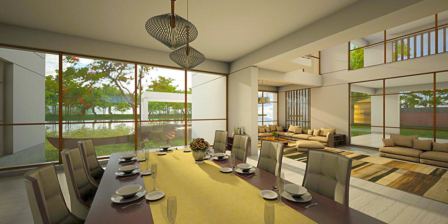 Dining and Living |