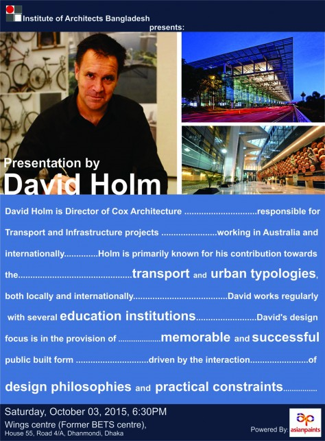 Poster - Ar. David Holm1