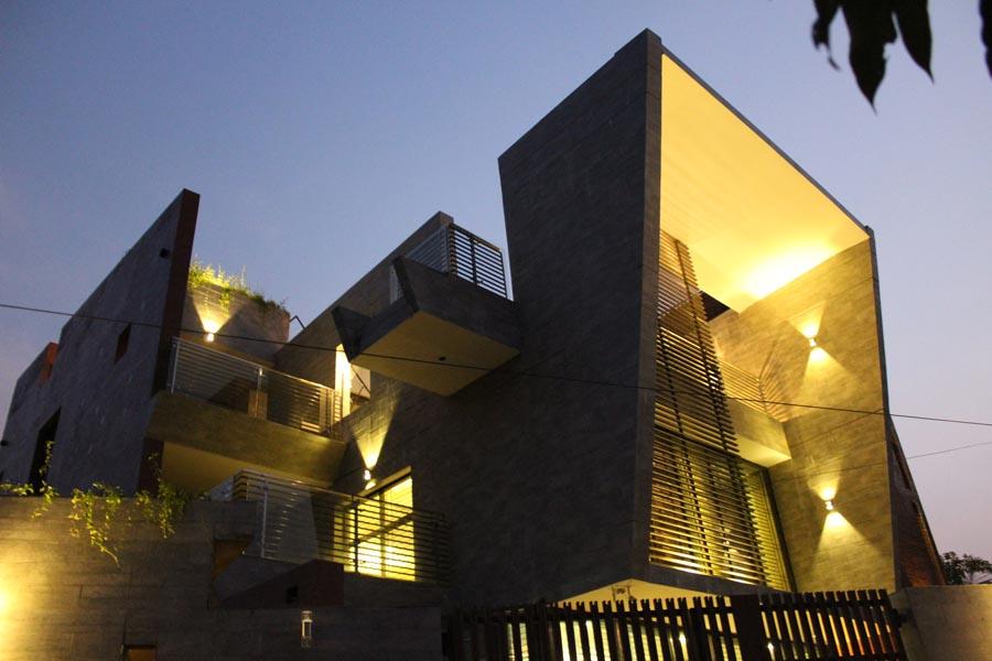 Villa Sonargaon | © Edifice Architects