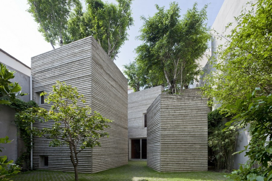 House for Tree © Vo Trong Nghia Architects