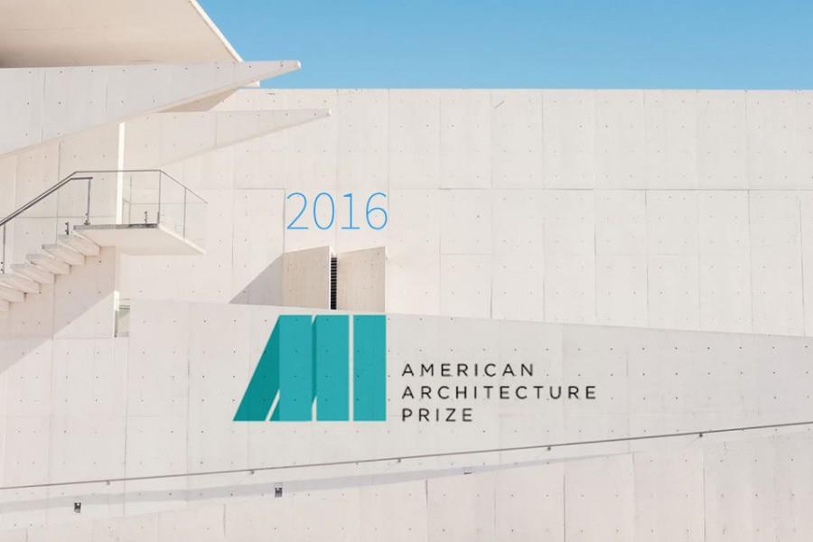 © American Architecture Prize | 2016