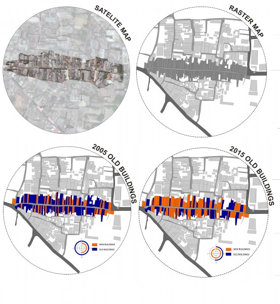 Urban Metamorphosis, Shakharibazar, old dhaka, urban regenration , urban design