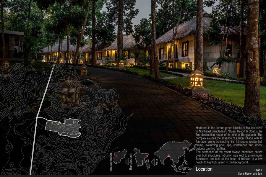 Dusai Resort & Spa | VITTI Sthapati Brindo Ltd.