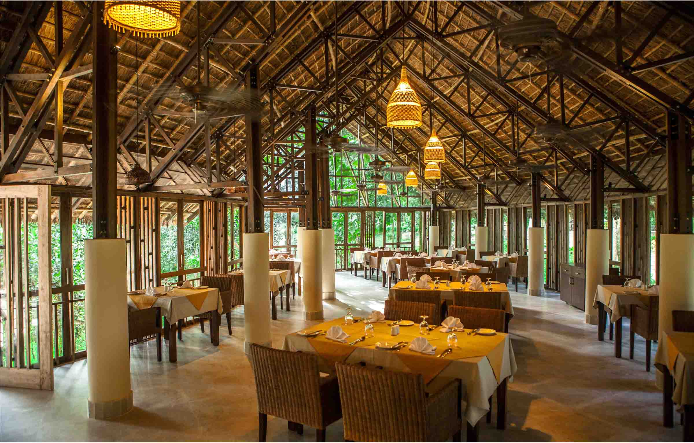 Context BD• Dusai Resort & Spa - Sylhet | VITTI Sthapati