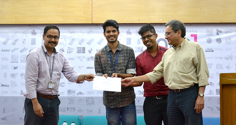 Honorable mention for 'commendable presentation method' | Photo Credit: Nymus Reshad
