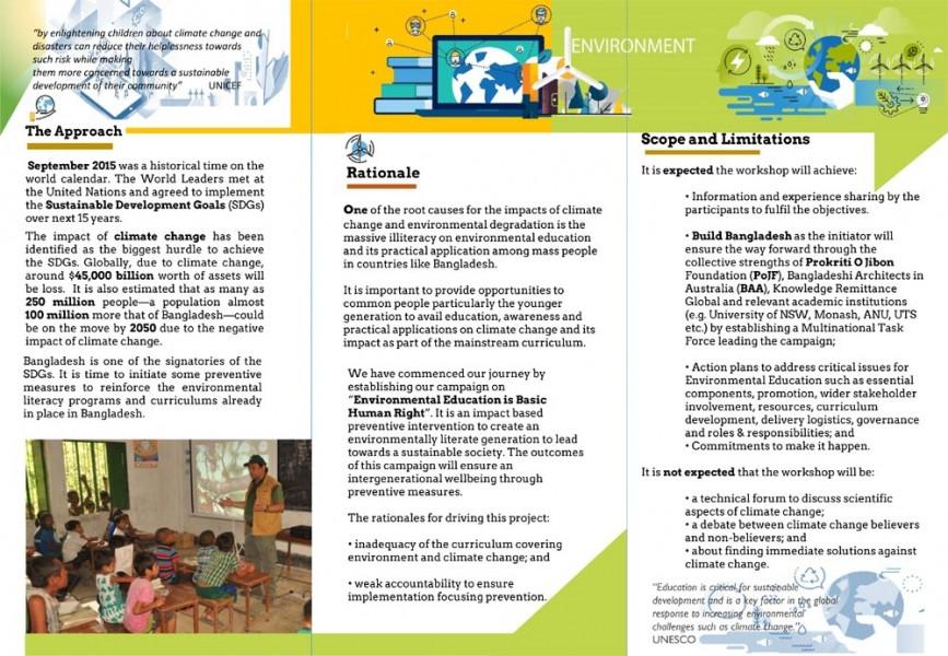 Environmental Education Workshop Sydney 2016 _p2