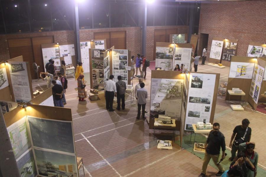 HC1 Exhibition _ Open Architectural Design Competition   Photo Credit : CONTEXT