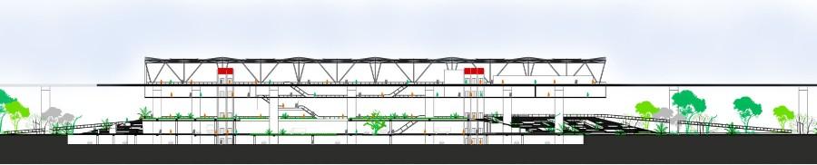 MRT Section aa