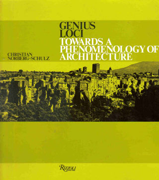 Genius Loci_Towards a Phenomenology in Architecture