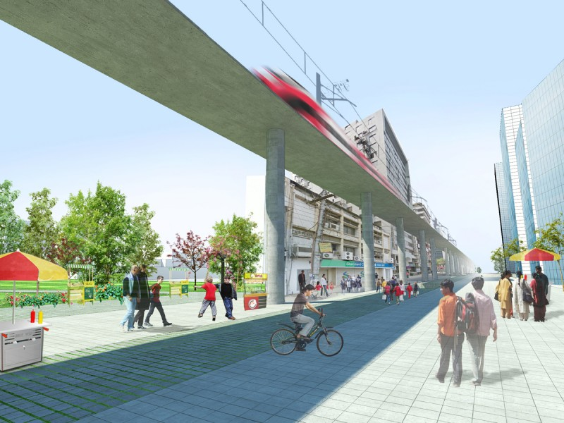 Propose public place at Kemal Atartuk Avenue