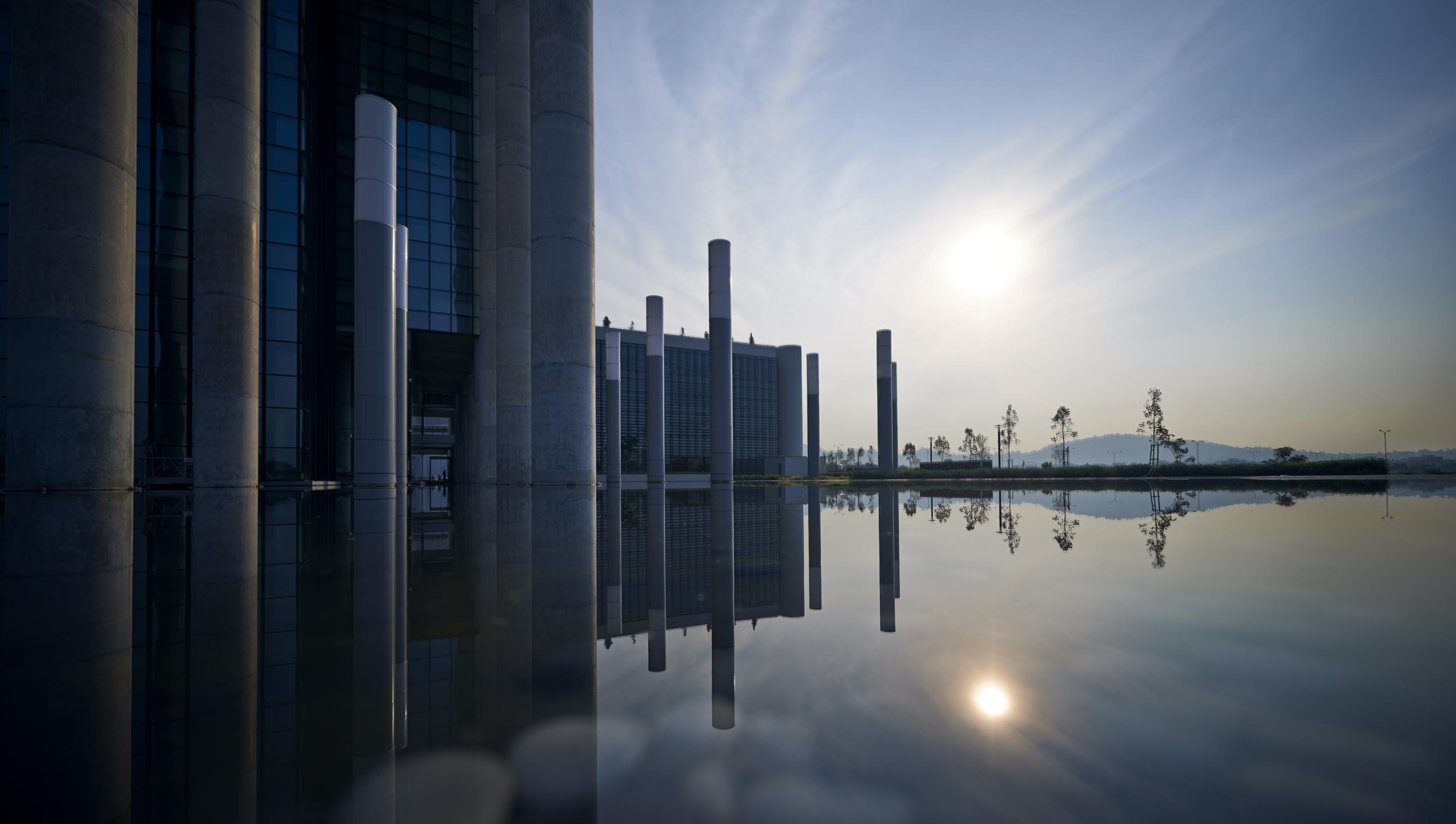 SP Setia Headquarter. Image Courtesy: H. Lin. Ho