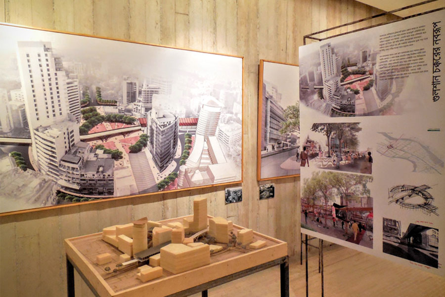 NEXT DHAKA | An exhibition by Bengal Institute for Architecture, Landscapes and Settlements