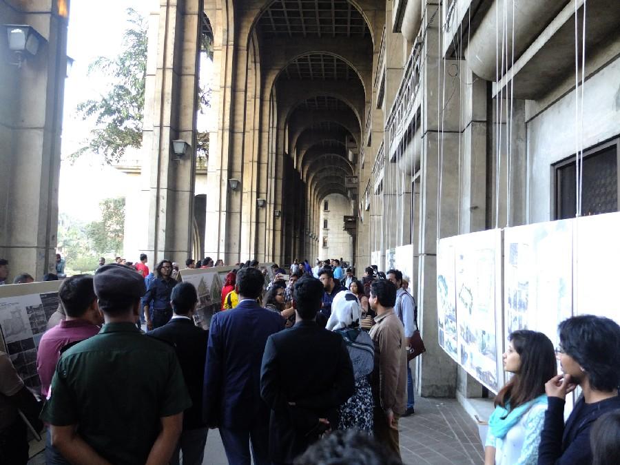 Exhibition_ JolShobuje Dhaka at DSCC. © Muhammad Bin Mansur