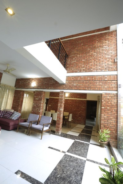 Vacation House at Gajipur | MW3 Design +Partners