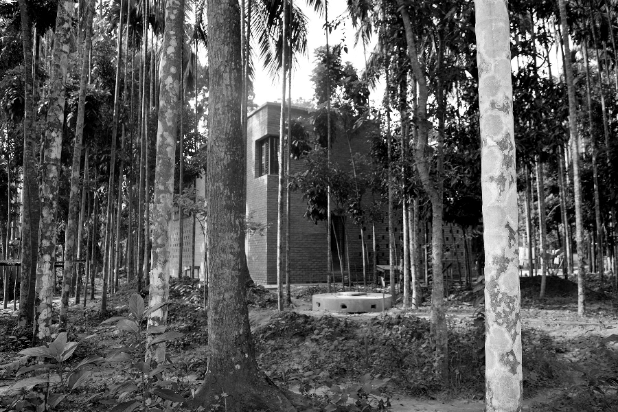 Nidrabilash by Roofliners Studio Architecture