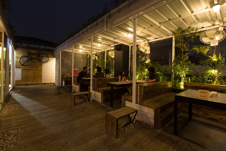 Errante: Restaurant and Rooftop Lounge | Cubeinside Design Ltd
