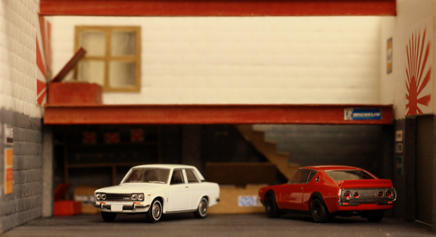 Model Photography and passion for die-cast car models | Ar Saiful Hasan Tariq