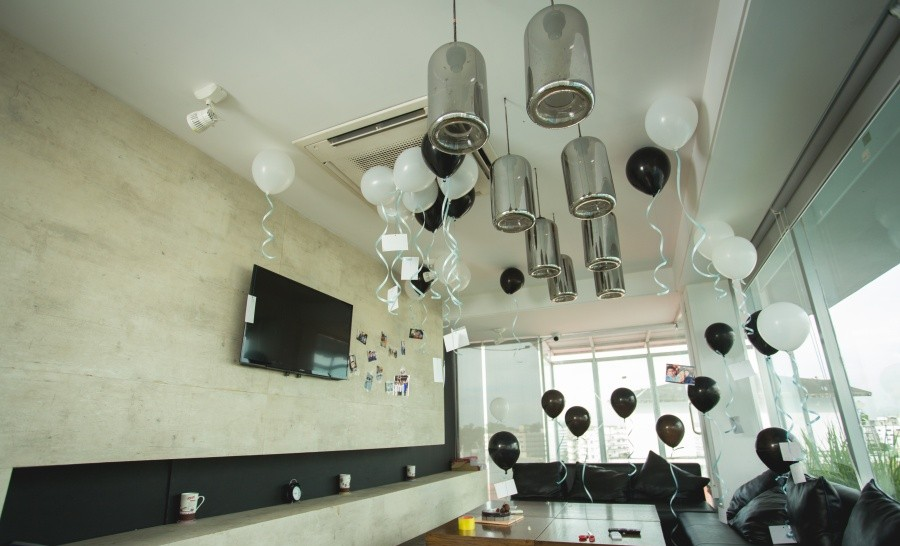 Dining Spaces. Image Courtesy: Washif Shadman