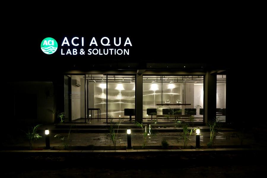 ACI AQUA- LAB & SOLUTION | Team AYOTEEK™