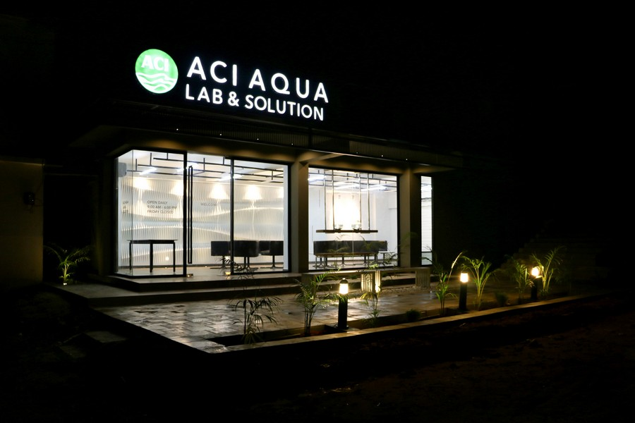 ACI AQUA- LAB & SOLUTION, Team AYOTEEK™