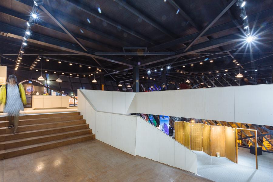 Akij Pavilion © Volumezero Ltd | Photo credit : F. M. Faruque Abdullah Shawon