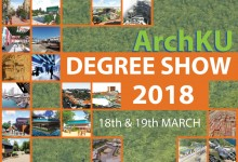 Arch degree show 2018_KU_feature