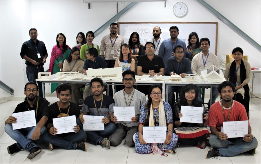 Courtesy: Dept of Architecture , American International University Bangladesh