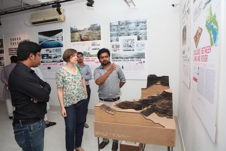 Courtesy: Archiprix Bangladesh Exhibition 2018