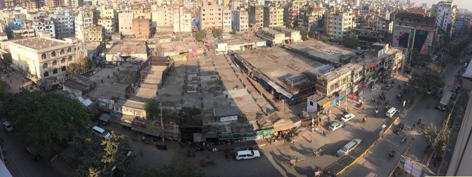 Krishi Market, Mohammadpur