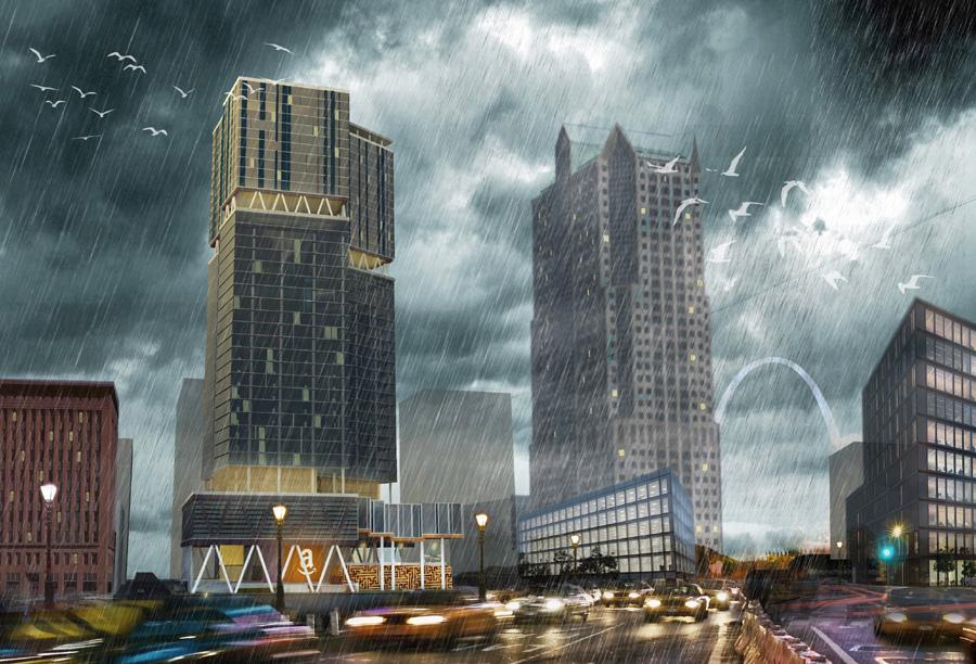 AMAZON Headquarters at St. Louis © Md Abdul Kader
