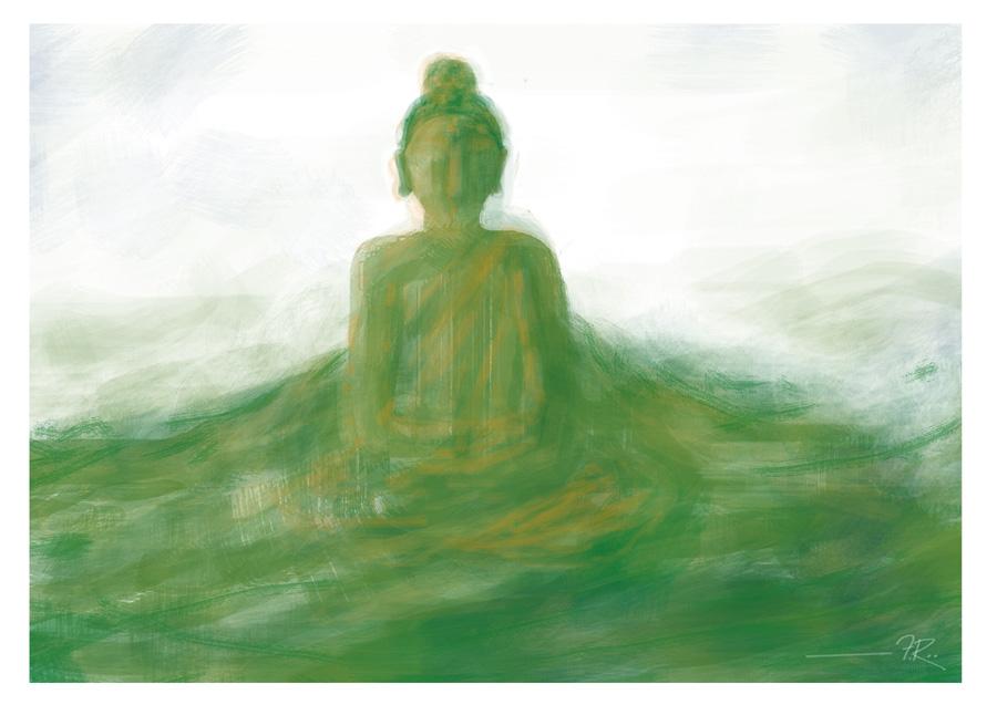 Buddha © Fahad Rahman