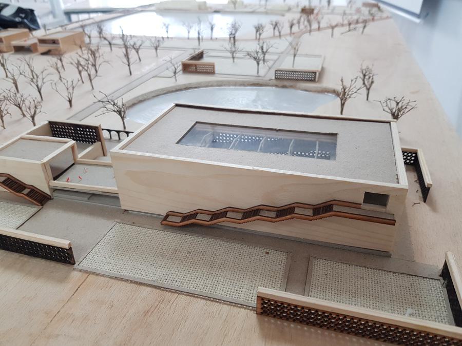 proposed GAUR Museum © Asif Zaman | AIUB