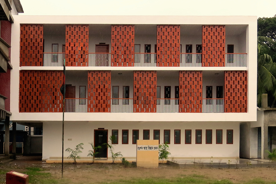 Science Building for Rughunathpur High School, Khulna © 3 POINTS CONSULTANT