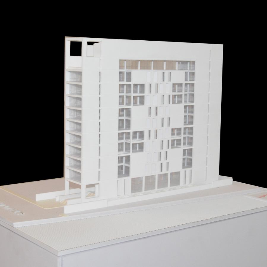 Second Winner | Axis Design Studio